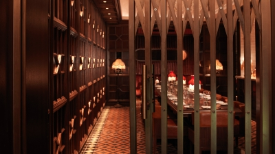 Four Seasons Hotel Abu Dhabi at Al Maryah Island Private Dining