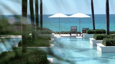 Swimming Pool at Four Seasons Resort and Residences Anguilla