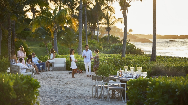 Luxury Resort in Anguilla at Four Seasons
