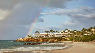 Beach Resort in Anguilla at Four Seasons