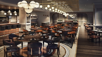 La Capitale Brasserie at Four Seasons Hotel Amman