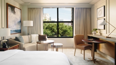 luxury Hotel Rooms in Austin at Four Seasons
