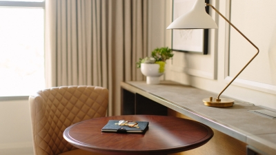 Business Hotel Rooms in Austin at Four Seasons