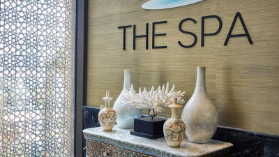 Luxury Spa in Bahrain Bay at Four Seasons