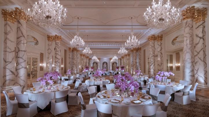 Segah Grand Ballroom At Four Seasons Hotel Baku