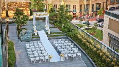 Boston Wedding Ceremony at Four Seasons