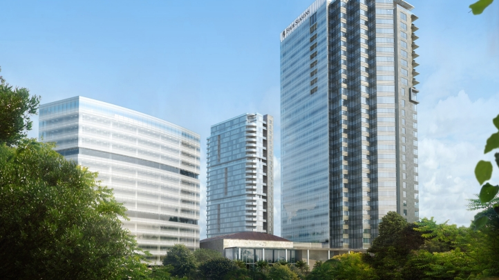 Four Seasons Hotels And Resorts Emby Group To Introduce New Luxury Hotel Private Residences In Bengaluru India