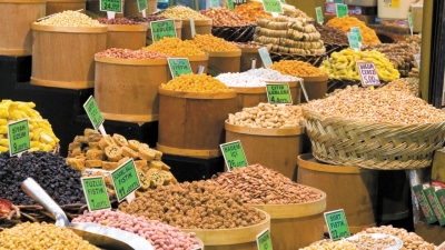 Istanbul's spice markets