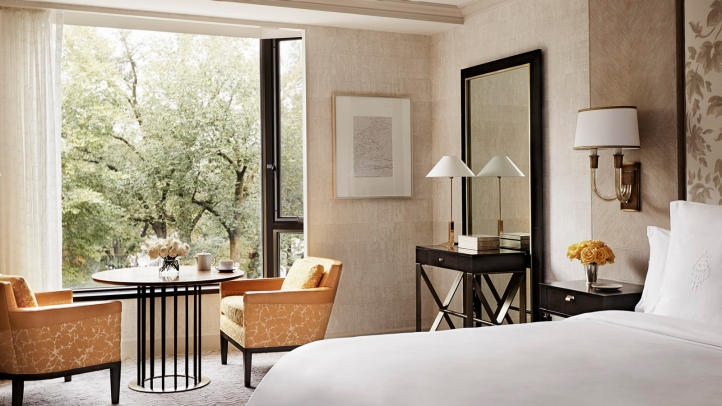 Luxury Hotel in Boston Completes Renovations at Four Seasons