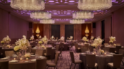 Wedding Dining at Four Seasons