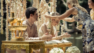 Weddings Planners at Four Seasons Resort Chiang Mai