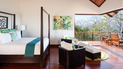 Four Seasons Costa Rica rooms