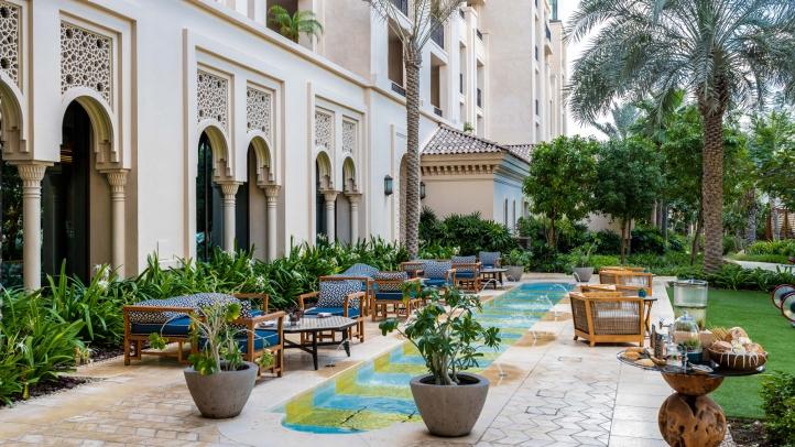 Vegan Ing At Four Seasons Resort Dubai