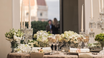 Private Dining in Firenze at Four Seasons
