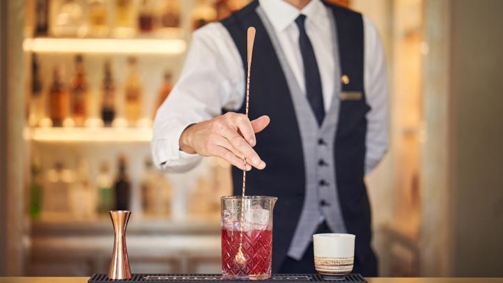 Atrium Bar At Four Seasons Hotel Firenze Presents Its New