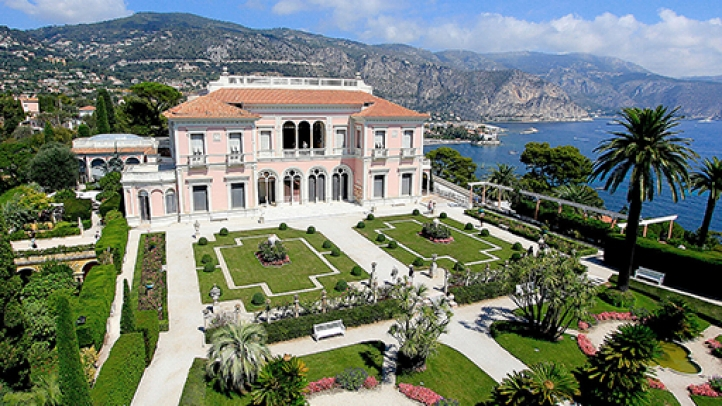 Grand-Hôtel du Cap-Ferrat, A Four Seasons Hotel, Launches ...