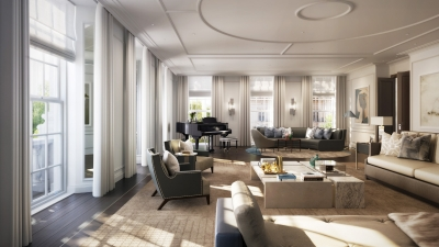 Finchatton To Bring Londons First Four Seasons Private Residences Twenty Grosvenor Square