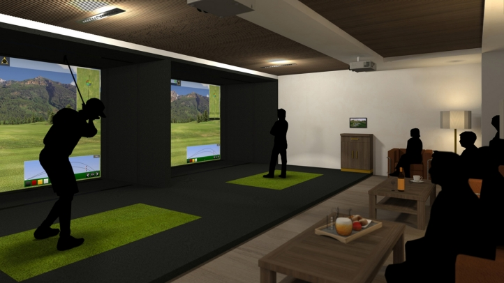 Simulated Golf Experience Arrives at at Four Seasons Hotel Houston