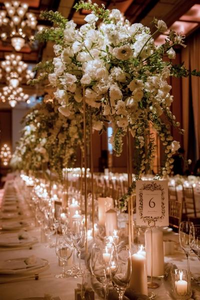 香港四季酒店呈獻四季婚嫁週我的專屬婚禮