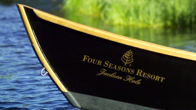 four Seasons Fly Fishing Boat