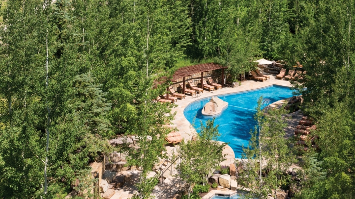 Jackson Hole Resort Pool