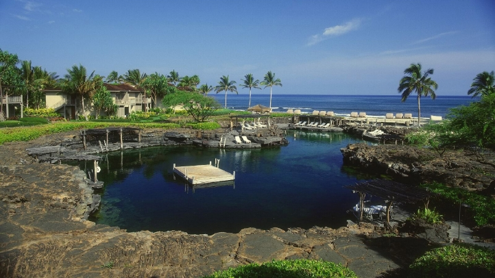 Image result for resort king's pond at the four seasons, hualalai
