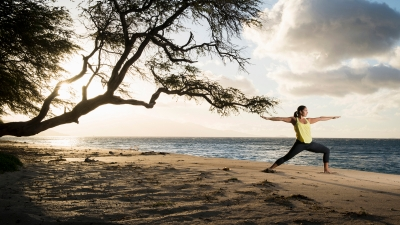 Hualalai Yoga at Four Seasons