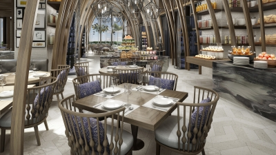 Restaurant in Kuwait City At Four Seasons