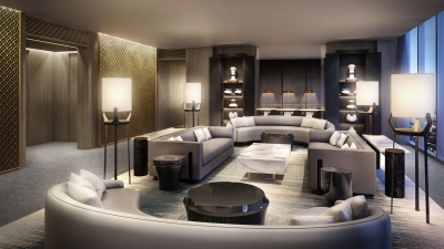 Luxury Suite in Kuwait City at Four Seasons