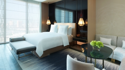 Luxury Hotel Rooms in Kuwait City at Four Seasons