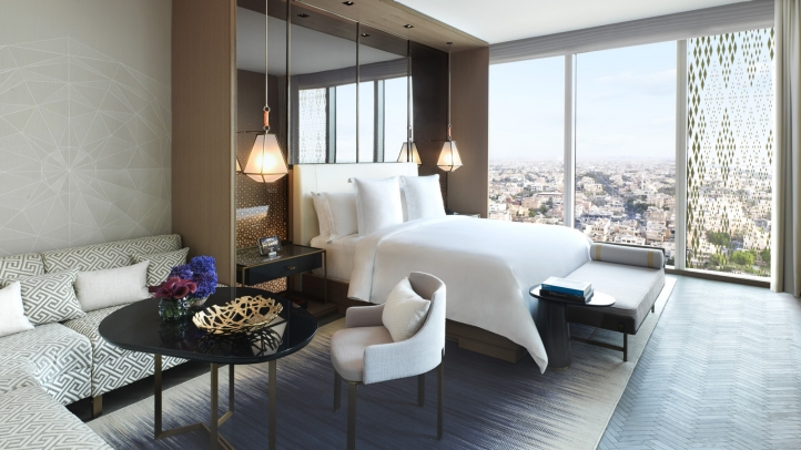 Design Notes Four Seasons Hotel Kuwait At Burj Alshaya