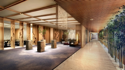 Function Space at Four Seasons Hotel Kyoto