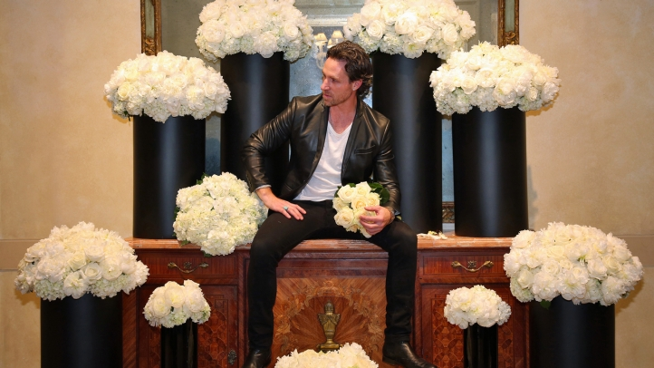 Jeff Leatham, International Celebrity Floral Designer