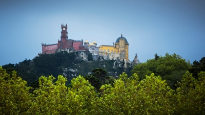 Castles of Sintra, Portugal