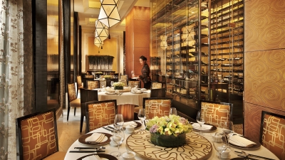 Michelin-Starred Zi Yat Heen Restaurant at Four Seasons Hotel Macao, Cotai Strip
