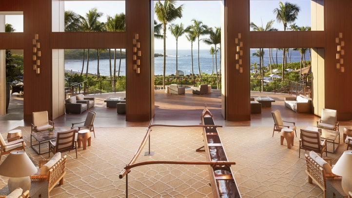Four Seasons Resort Lanai Lounge