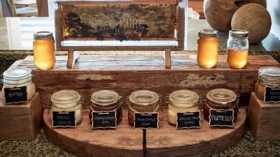 Honey and Jam Collection, ONE FORTY Restaurant, Four Seasons Resort Lanai