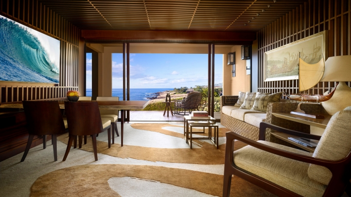 Four Seasons Resort Lanai Interior