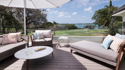 Private Roof Terrace Villa at Four Seasons Mauritius