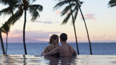 Couple's Vacation in Maui at Four Seasons