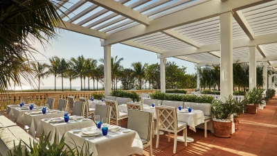 Four Seasons Hotel At The Surf Club Restaurant