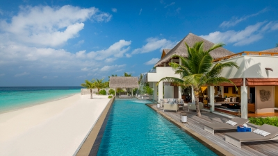 Four Seasons Resort Maldives at Landaa Giraavaru Luxury Estate