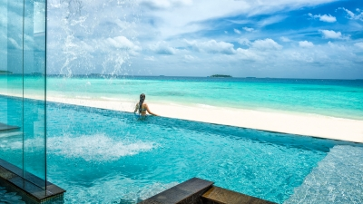 Four Seasons Resort Maldives at Landaa Giraavaru Private Pool