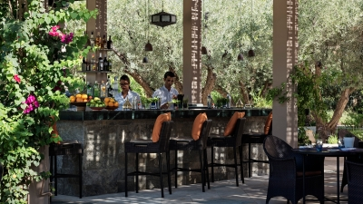 Summer Barbecue in Marrakech at Azzera
