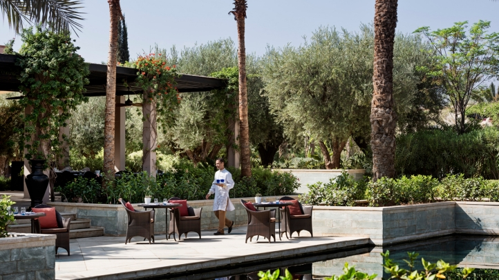 Four Seasons Resort Marrakech Sunday Summer Barbecues