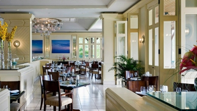 Fine Dining at Four Seasons Nevis