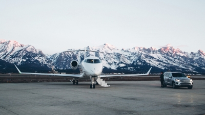 NetJets Private Jet Transportation