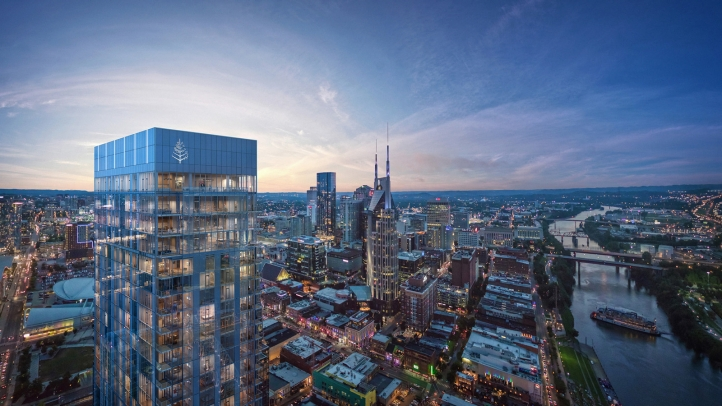 Four Seasons Hotel and Private Residences Begin Construction