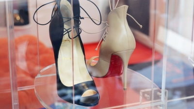 Christian Louboutin Store at Meatpacking District NYC
