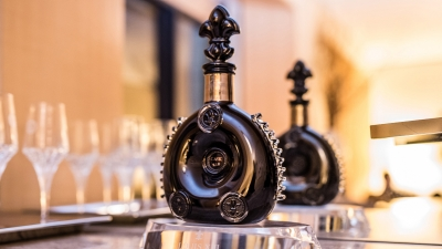 Ty Bar To Debut Louis Xiii De R 233 My Martin Anniversary